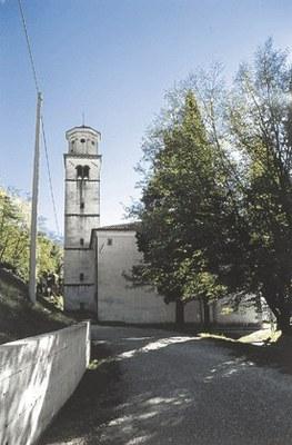 Chiesa della Beata Vergine del Soccorso, 1636.