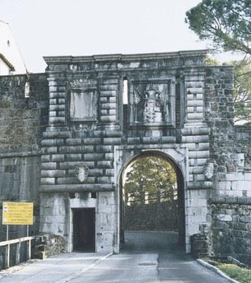 Porta Leopoldina, 1660.