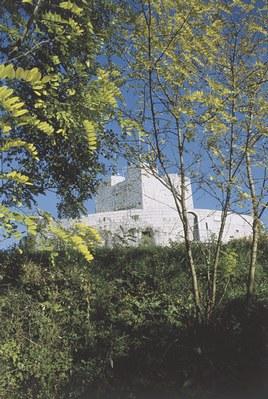 La rocca di Monfalcone.