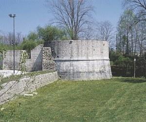 La torre di Castelvecchio.