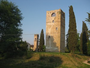 Restauro della torre del castello completato