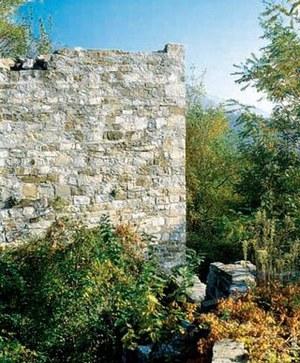 Ruderi del castello di Attimis