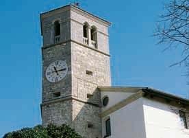Veduta della Pieve di san Lorenzo (secoli XV-XVI - 1871/73 - XIX-XX)