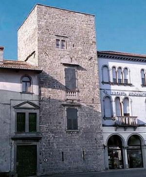 Antica torre medievale.