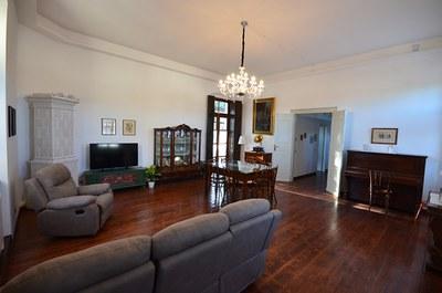 Sala Relax Casa Vacanze Al castello di Aiello.JPG
