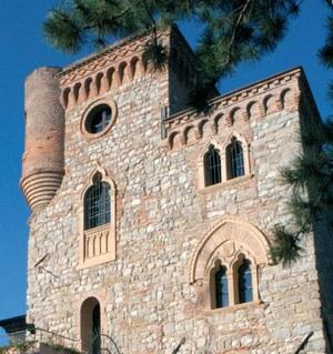Il castello Canussio