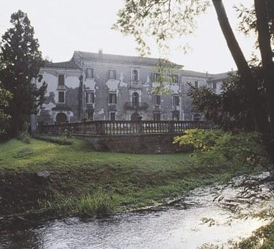 Una veduta di Villa Codroipa-Rota.