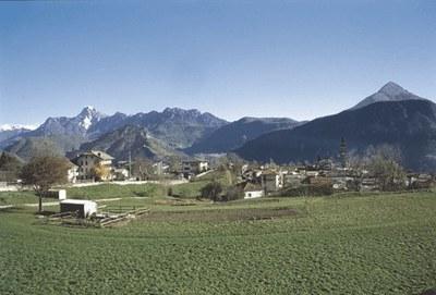 Panoramica del paese