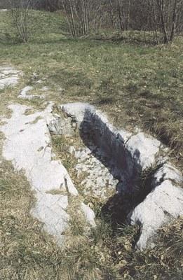 Altre tombe altomedioevali in località Cûrs