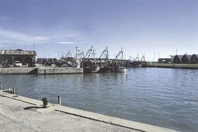 Il porto di Marano.