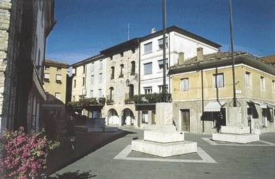 Veduta della cittadella.