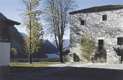 Piazzetta dell'abbazia.