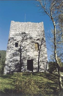 Torre Moscarda, Paluzza.