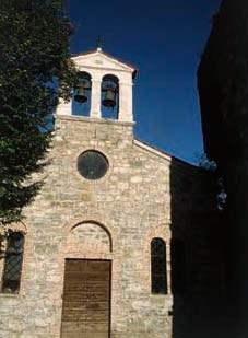 Chiesetta di Sant'Osvaldo, secolo XV.