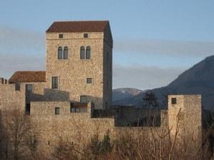 Il mastio del castello di Ragogna