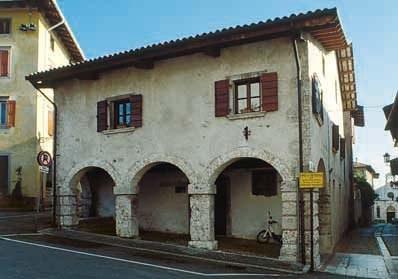 Antica casa del 1309, monumento nazionale