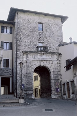 """Il """"Puartonat"""" di Andrea Palladio"""