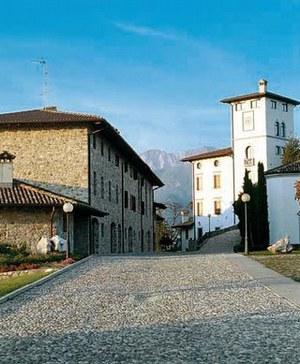 Il complesso castellano di Zegliacco