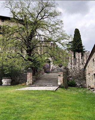 1° classificato - castello di Villalta