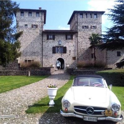 Castello di Cassacco - Caterina Romagna