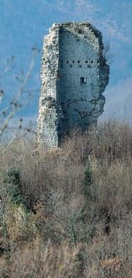Rudere del castello